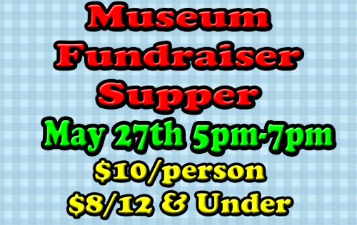 Museum Fundraiser Supper