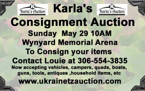 Karla's Consignment Auction @ Wynyard Arena